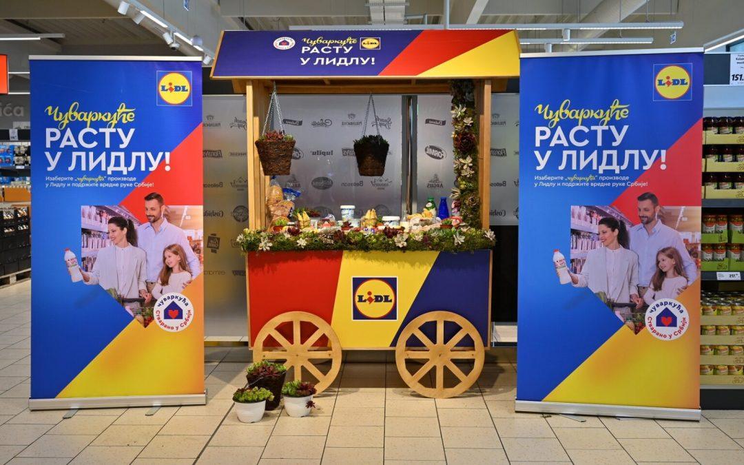 Lidl gradi drugi logistički centar u Srbiji