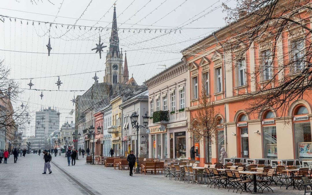 """Pokrenuta kampanja """"Novi Sad – Harmonija koja inspiriše i budi sva čula"""""""