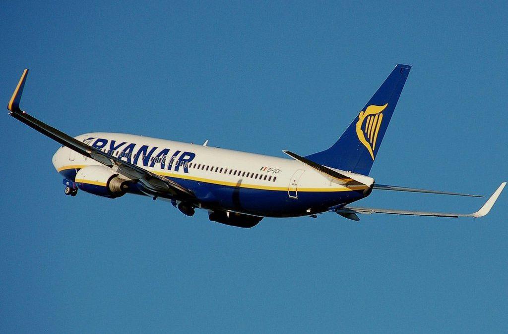 Ryanair ponovo leti od Niša do Milana