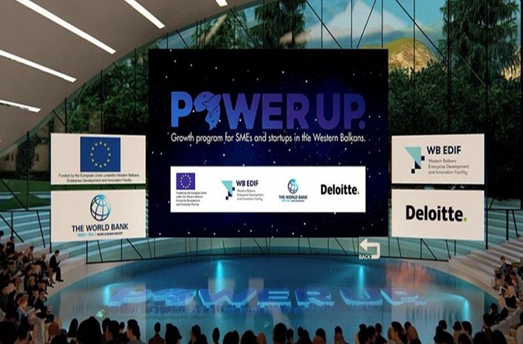 Dwelt osvojio prvo mesto PowerUp Programa za podršku kompanijama Zapadnog Balkana