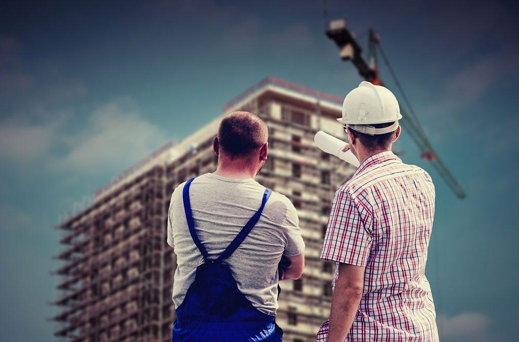 Na Zvezdari se gradi nova stambeno-poslovna zgrada
