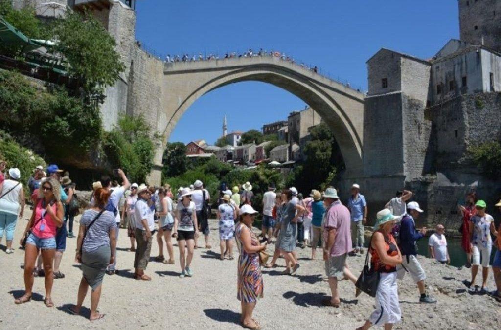 U BiH više turista za 29 odsto