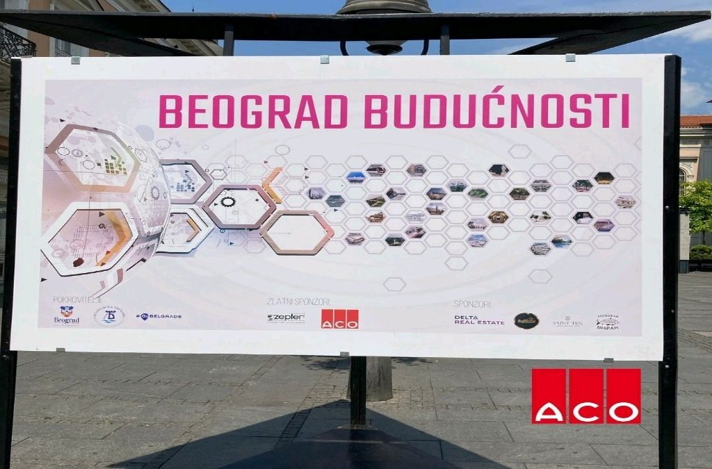 """Kompanija Aco Srbija i Crna Gora učestvovala u projektu """"Beograd budućnosti: brendovi"""""""